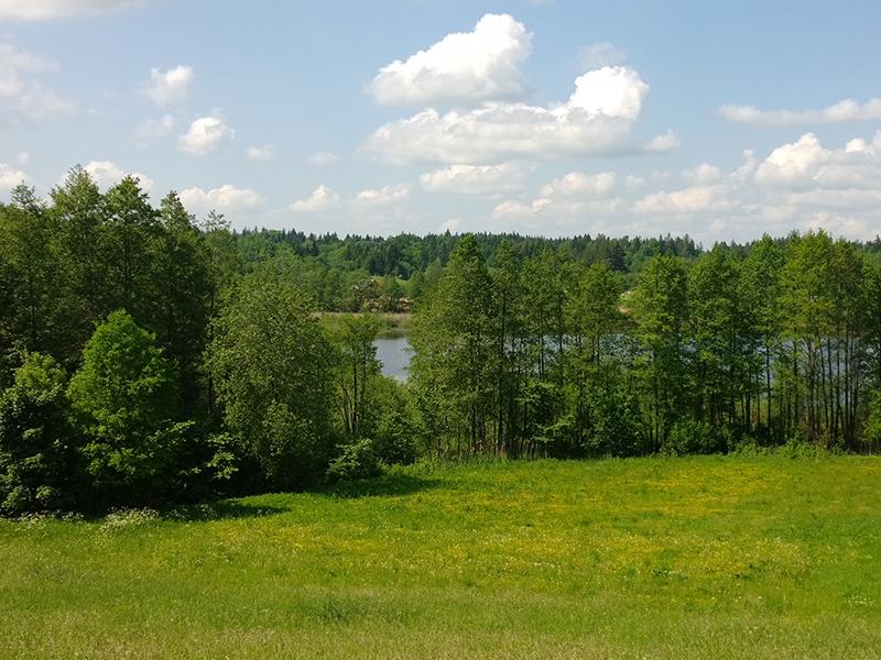 N-002 Elektrėnų sav, Prūsiškių k. (61m², 2.53 ha, ežero pakrantė)