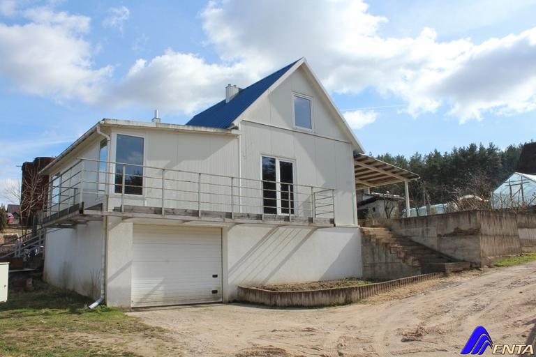 N-074 Girnakalių k. Žalioji g. 10  (151 m², 8.4 a, trinkelės)