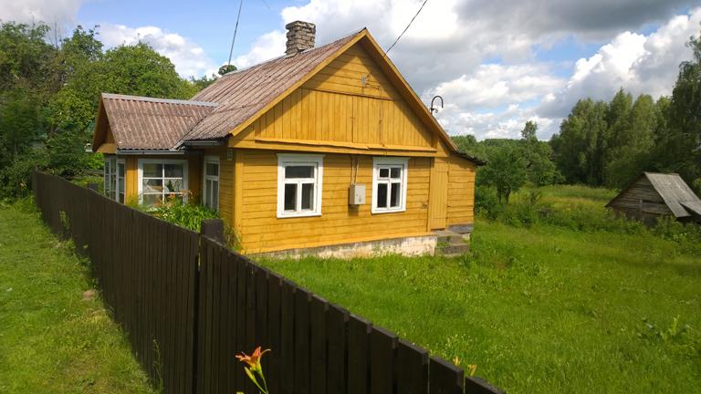 ENTA-N-074 Semeliškės, Basanavičiaus g. (45 m², 16.5 a)
