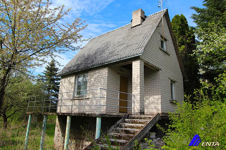Geibonyse Anykštos g. 18 sodo namas su 6a sklypu