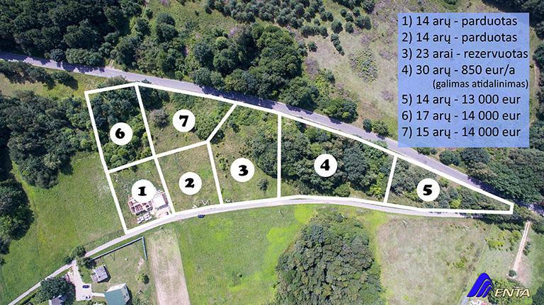 Elektrėnai, Geibonių g. 6E (naujas kvartalas, šalia marios, miškas)