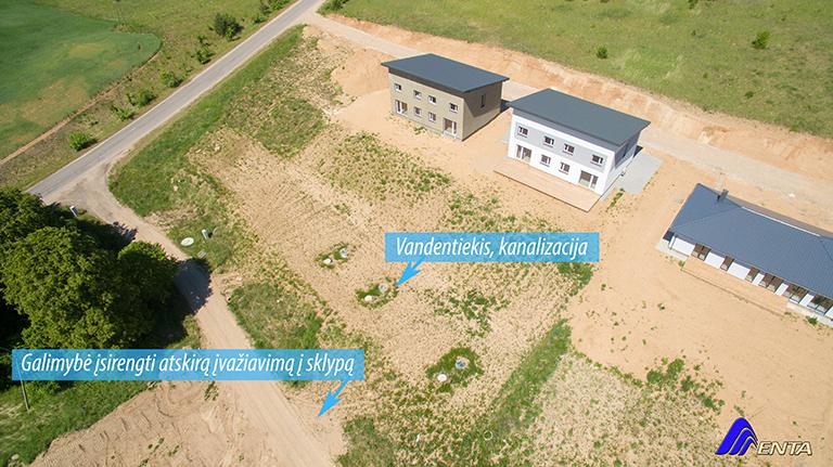 Elektrėnų sav., Girnakalių k., Geibonių g., blokinis namas