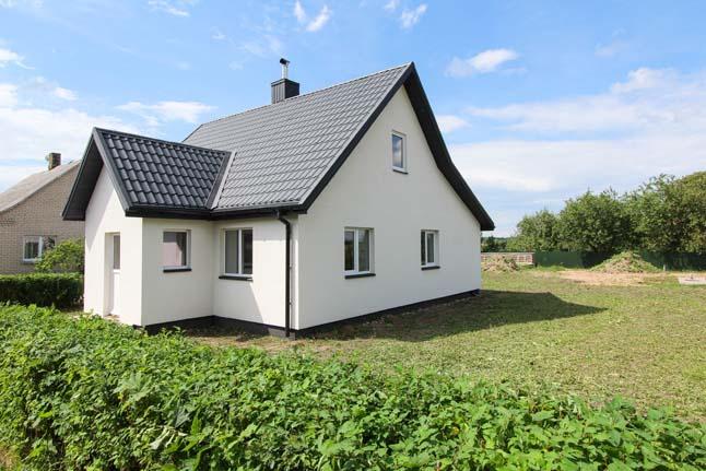 Parduodamas naujai rekonstruotas gyvenamas namas Gabriliavoje!