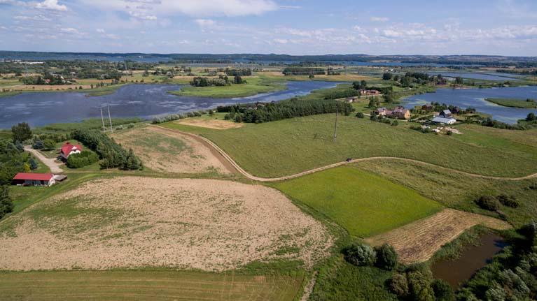 Parduodami 3 namų valdos sklypai Kietaviškėse Ežero g.